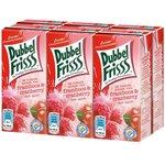 Dubbelfriss Frambozen/Cranberry 6st