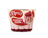 Mona Framboos Pudding 450ml