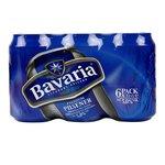 Bavaria pils blik 6x33cl