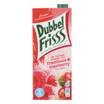 DubbelFriss Frambozen/Cranberry 1,5ltr