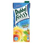 DubbelFriss Appel/Perzik 1,5ltr