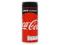 Coca Cola Zero blikje