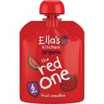 Ella's Kitchen fruithapje the red one